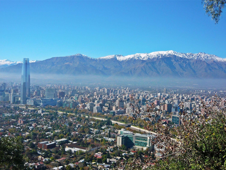 Santiago, capitale du Chili