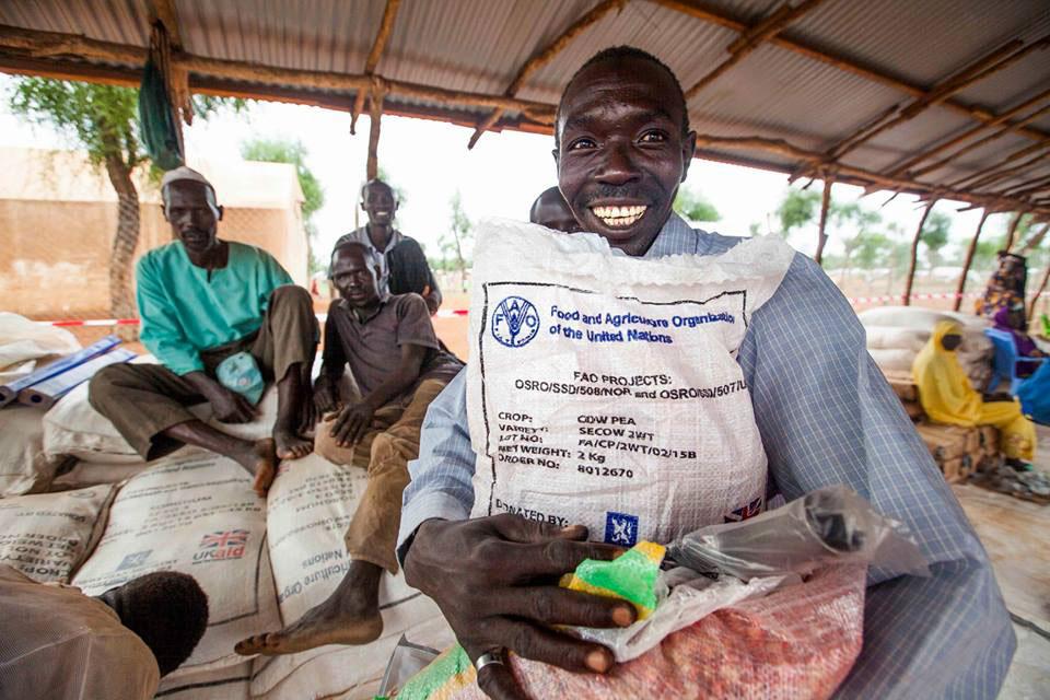 Soudan du Sud - réfugiés