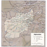 Afghanistan – relief