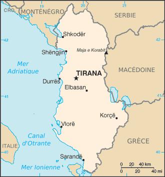 Albanie - petite