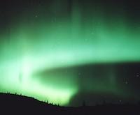 Superbes images d'aurores boréales