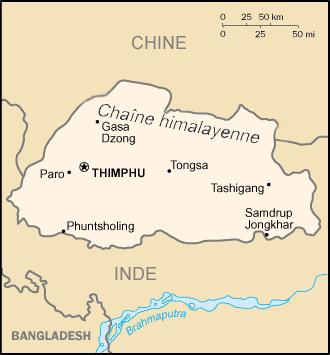 Bhoutan - petite
