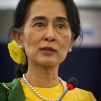 Birmanie : victoire du parti d'Aung San Suu Kyi