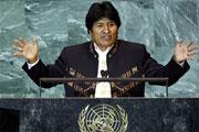 Bolivie : tentative d'assassinat contre le président Morales déjouée