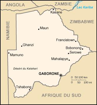 Botswana - petite
