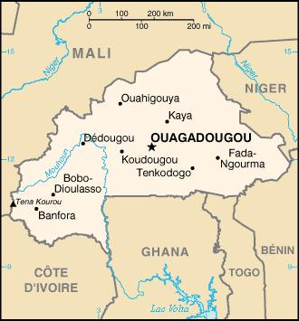 Burkina Faso - petite