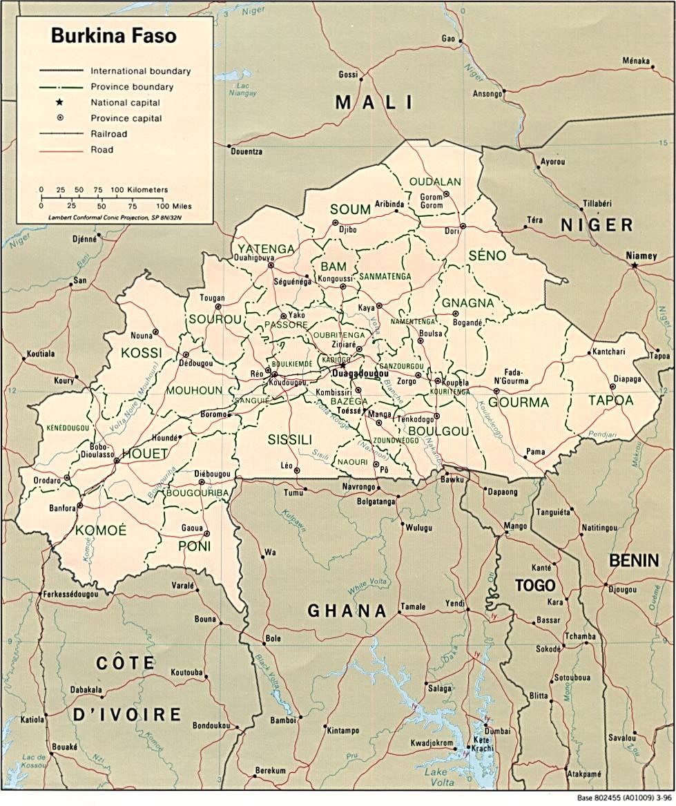 Grandes Villes Mali