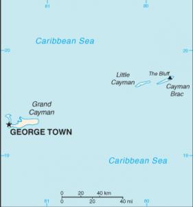 Formation de Sociétés aux Îles Caïmans