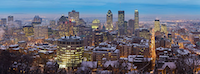 Canada : Grandes Villes