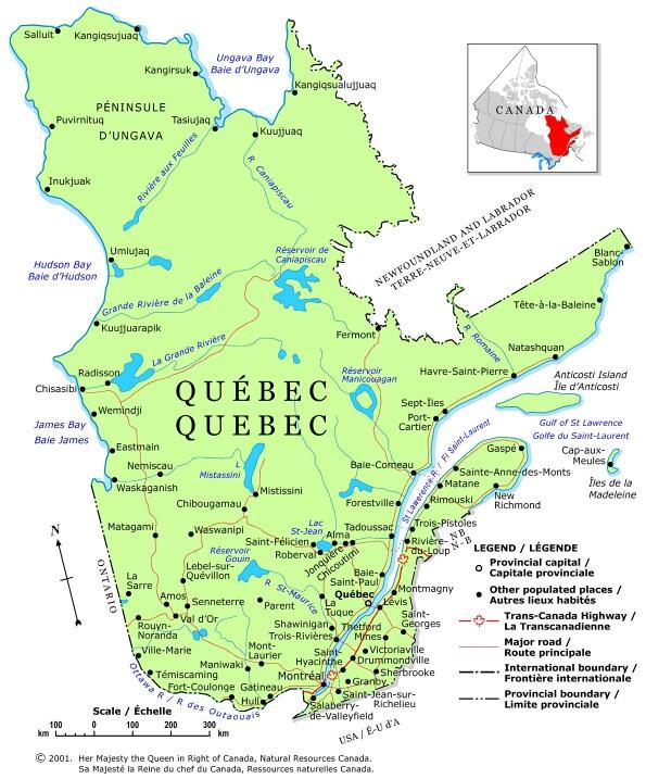 Québec - Hiver 2008-2009 Canada_quebec