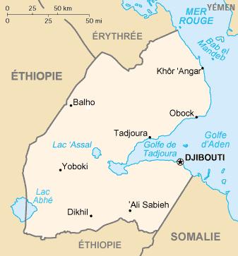 Djibouti - petite