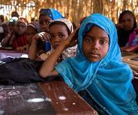 100 millions de jeunes femmes analphabètes