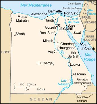 Egypte - petite