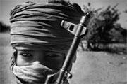 Enfant soldat en Angola
