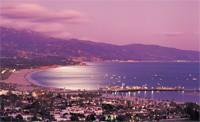 Etats-Unis : le feu a ravagé Santa Barbara
