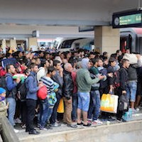 L'Europe face à une vague migratoire sans précédent depuis la Deuxième guerre mondiale