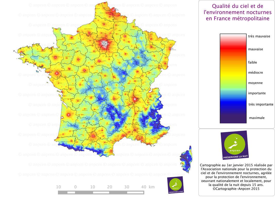 Cate De France Du Departement