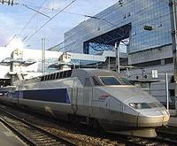 Les TGV les plus rapides d'Europe