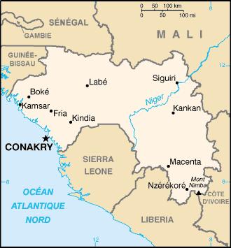 Guinée - petite
