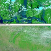 Inde – inondations (septembre 2008)