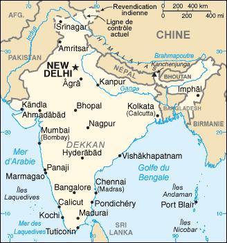 Inde - petite