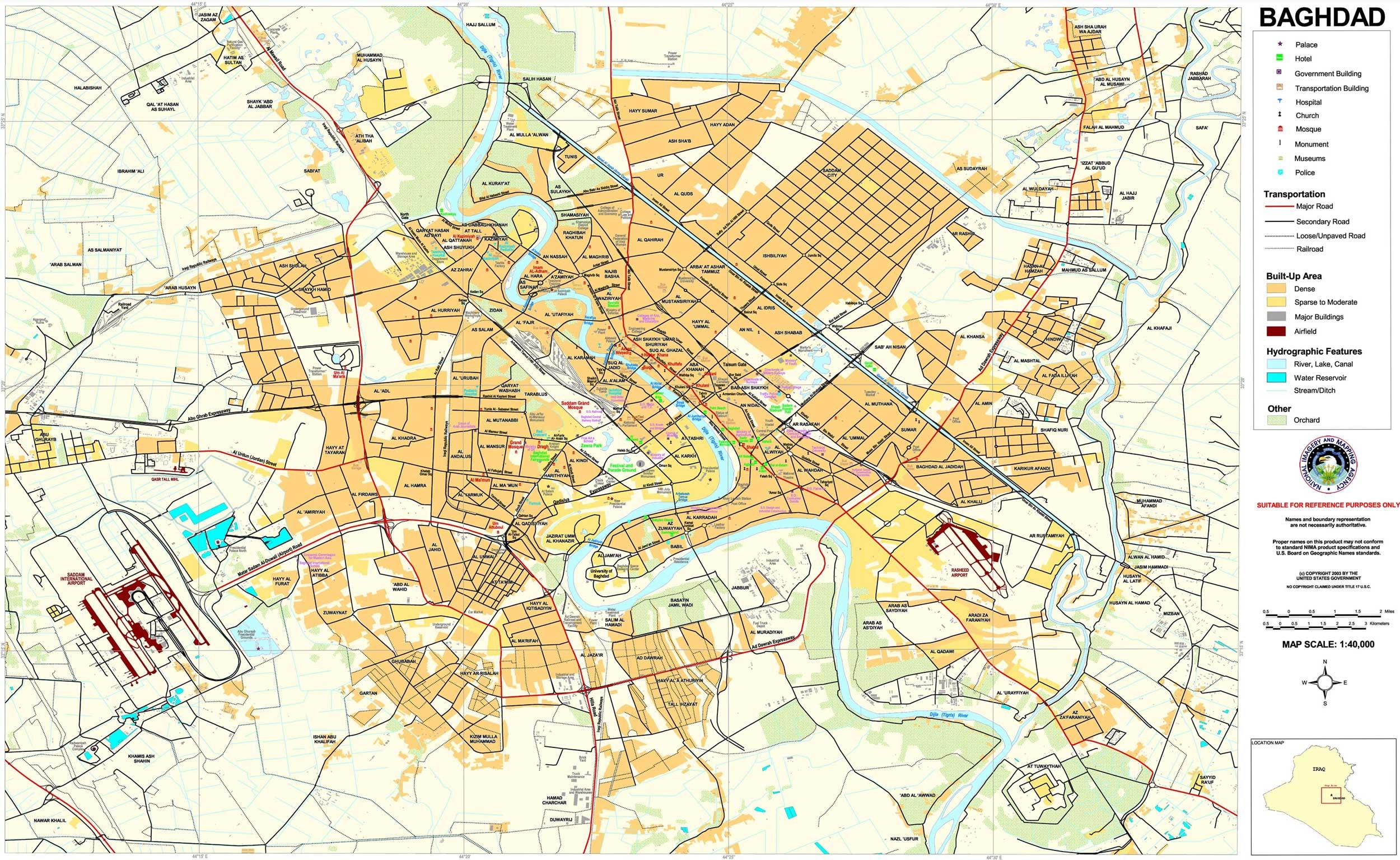 Bagdad - ville