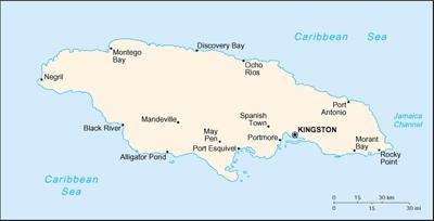 Jamaïque - petite