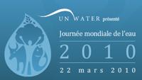 Journée mondiale de l'eau 2010