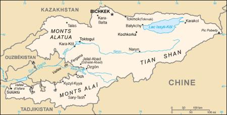 Kirghizistan - petite