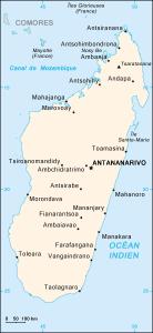 Carte Statistique Madagascar.Madagascar Fiche Pays Populationdata Net