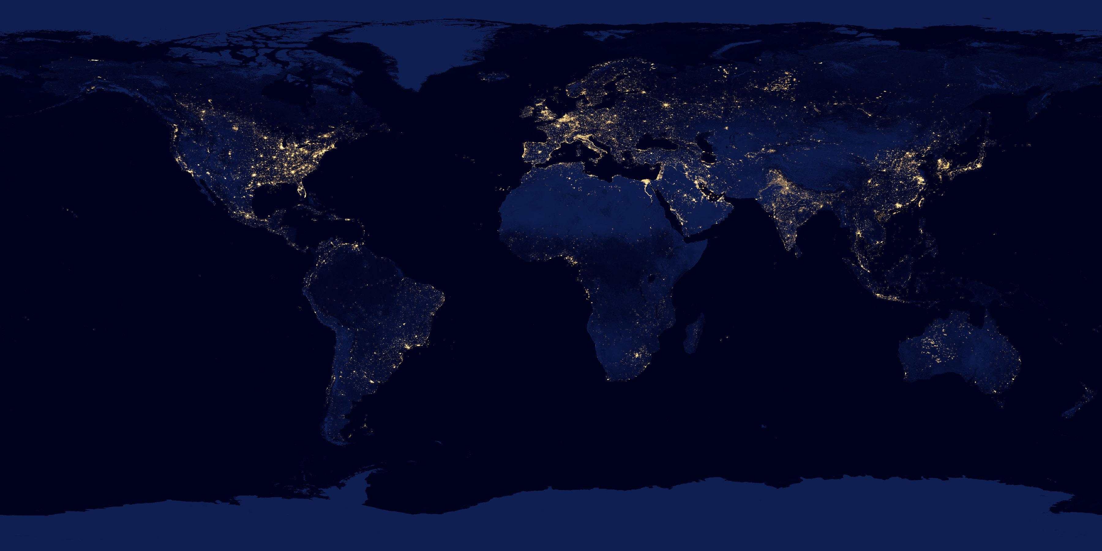 Lumières du monde