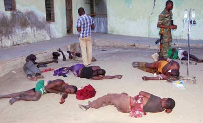 Share your Nigeria boko haram massacre think, you