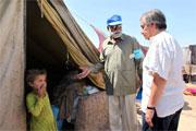 Pakistan : 1.4 million de déplacés