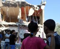 Gaza : sept jours de guerre