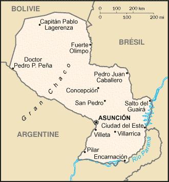 Paraguay - petite