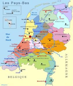 Sociétés aux Pays-Bas