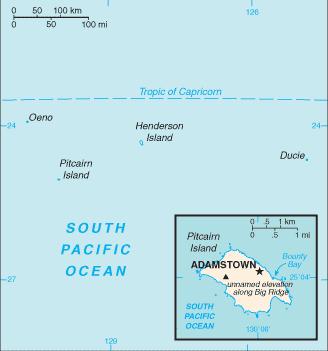 Pitcairn - petite