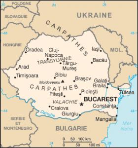 Formation de Sociétés en Roumanie