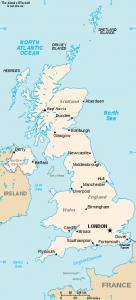 Formation de Société en Angleterre