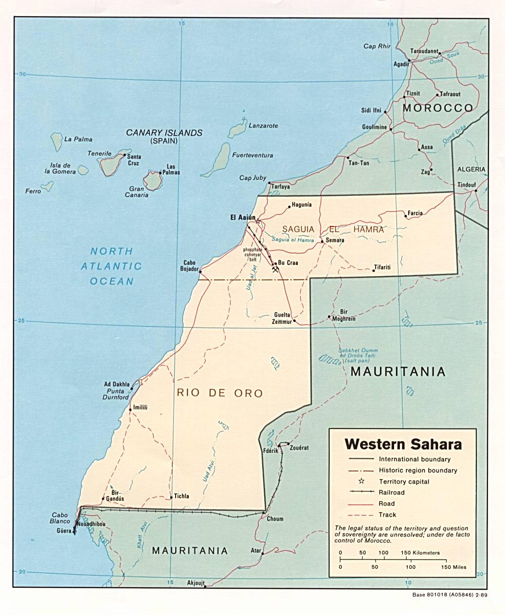 Urbanisation Sahara Grandes Villes