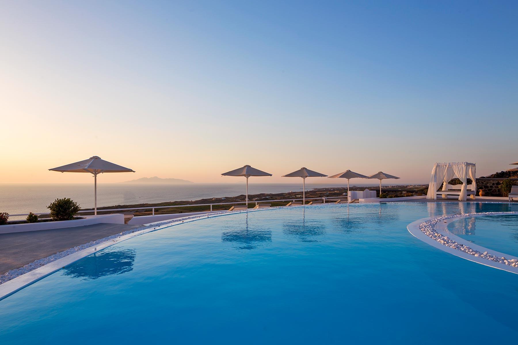 Santorin, Grèce - Villas Amber Light