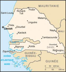 Sénégal – petite