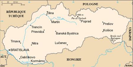 Slovaquie - petite