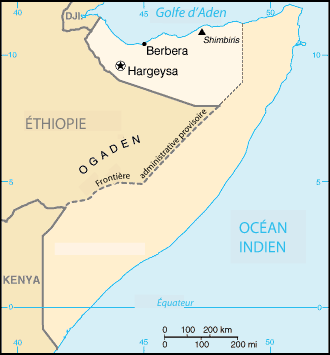 Somaliland - petite