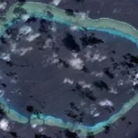 Construction par la Chine d'une île artificielle dans les Spratleys