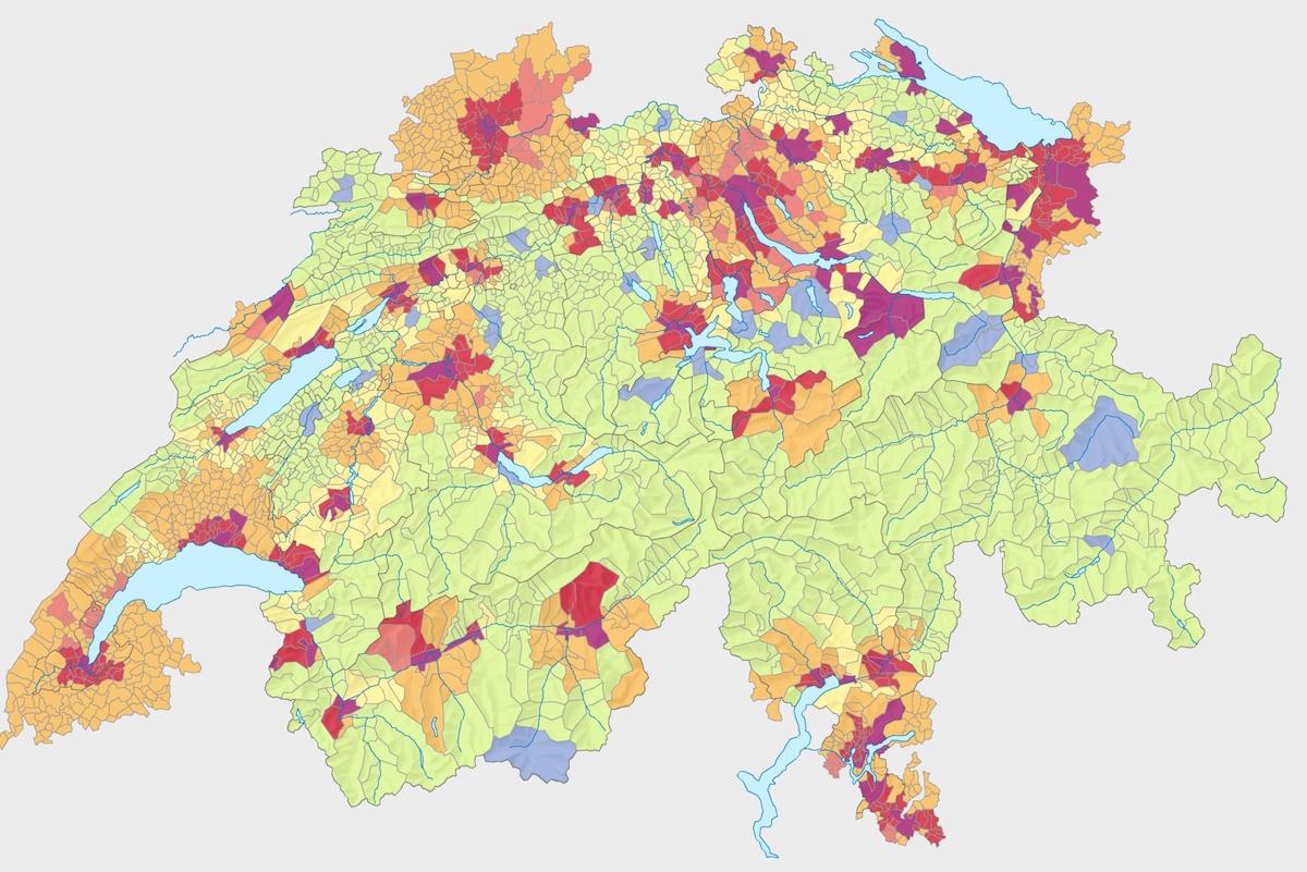 Grandes Villes De Suisse