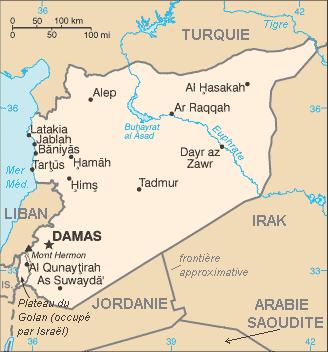 Syrie , nouvelles du jour Syrie-petite