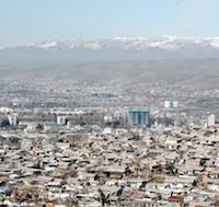 Tadjikistan : mise à jour