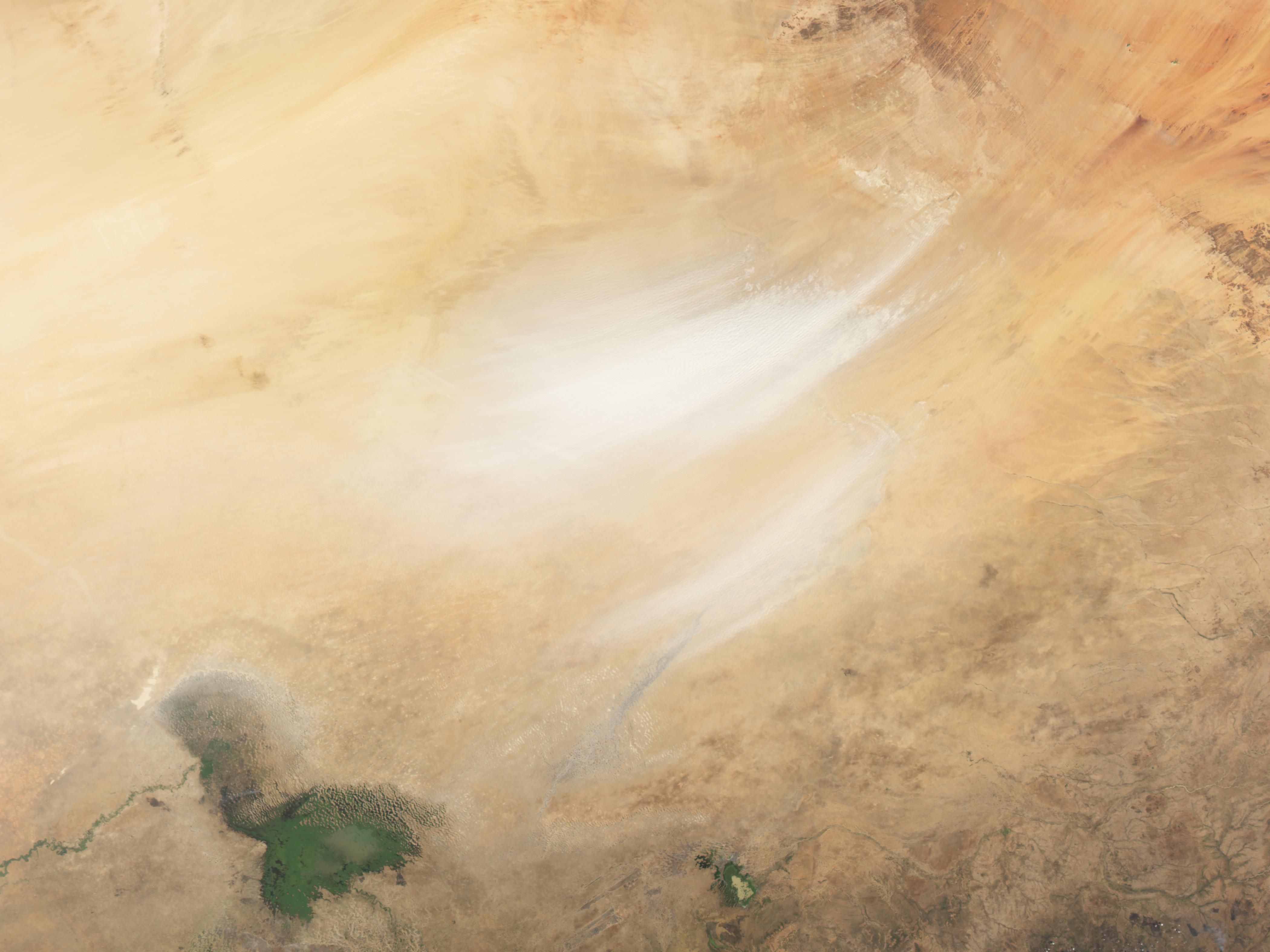 Lac Tchad, Afrique
