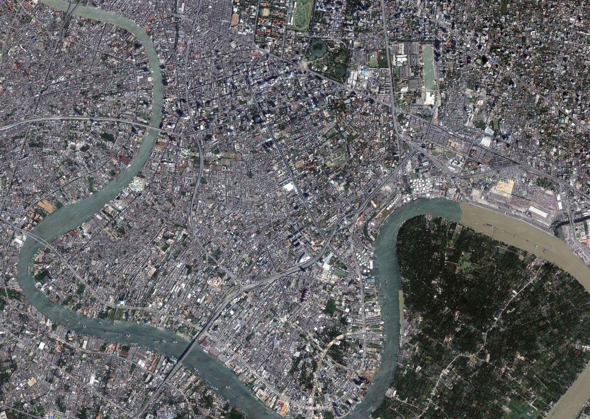 Thaïlande - Bangkok centre